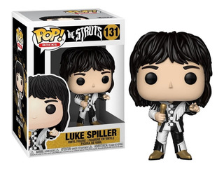 Figura Funko Pop The Struts - Luke Spiller 131 Original