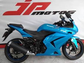 Kawasaki Ninja 250 Azul 2012