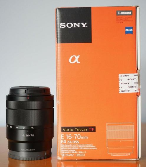 Lente Zeiss Para Sony 16-70 F4