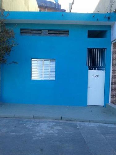 Casa Para Venda Em Itapecerica Da Serra, Parque Paraíso, 1 Dormitório, 1 Banheiro - 467_2-833069