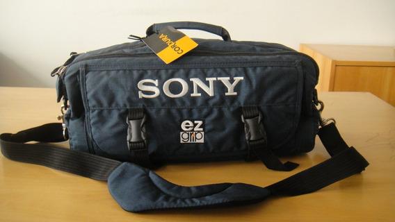 Case Para Filmadora Sony, Nylon Cordura