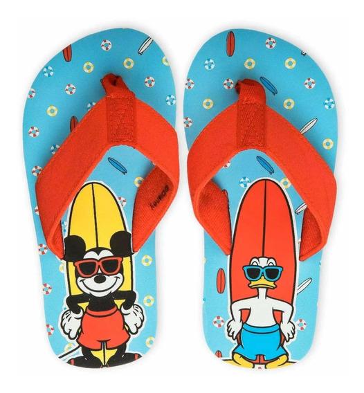 Chinelo Infantil Mickey Disneystore