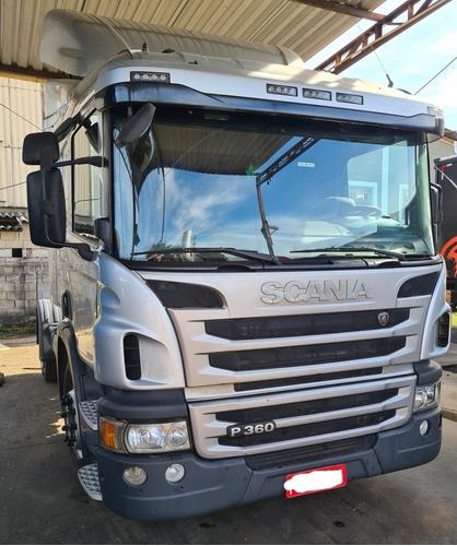 Scania  P360 4x2