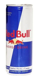 Red Bull Energizante Lata 250 Ml Bebida Clasico 01almacen
