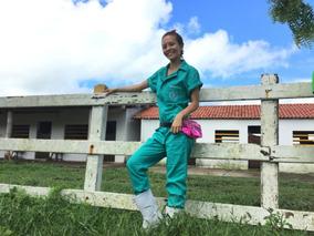 Macacão De Campo Veterinário