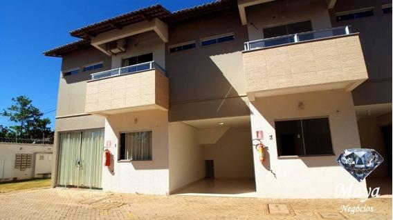 Sobrado 3 Quartos, 98 M² Na 906 Sul, Riviera Residence - 122