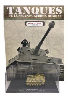 Tanques 2 G M Nº 38 Sd Kfz 124 Wespe Alemani
