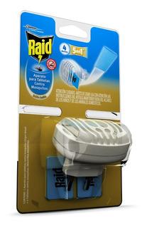 Aparato Para Tabletas Contra Mosquitos Sin Cable Raid