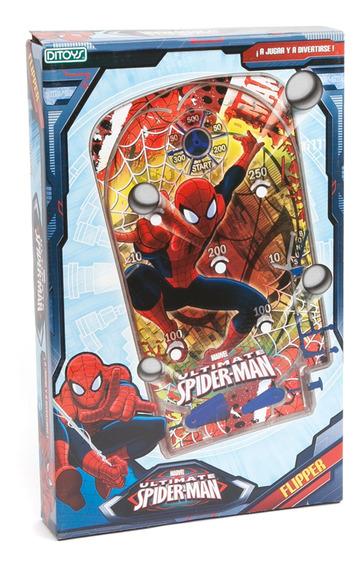 Spiderman Flipper Ditoys