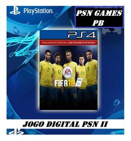 Fifa 18 Ps4 Digital2 Psn Português