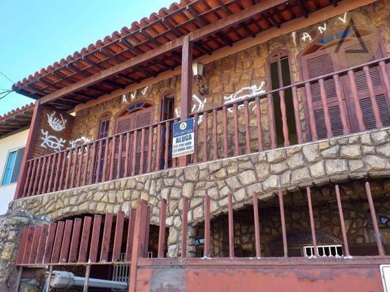 Casa Com 7 Dormitórios Para Alugar, 278 M² Por R$ 7.500,00/mês - Glória - Macaé/rj - Ca0922