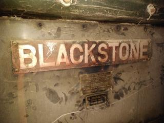 Blackstone Motor 270 Hp 600 Rpm