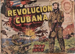 Álbum De Figurinhas Digitalizado A Revolução Cubana