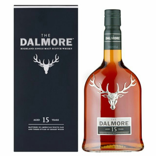 Whisky Single Malt The Dalmore 15 Años Origen Escocia.