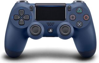 Sony Joystick Dualshock 4 V2 Ps4 - Midnight Blue - Nextgames