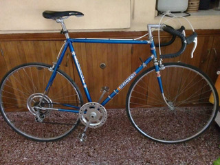 Bicicleta Hispano France Inmaculada Totalmente Original