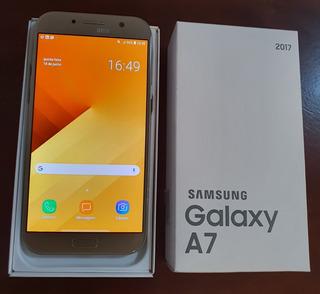 Celular Samsung Galaxy A7 2017 Usado