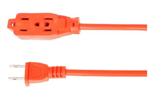 Imagen 1 de 3 de  Igoto Er13-20na Extensión Uso Rudo Naranja 20 M