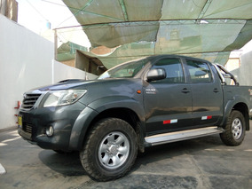 Vendo Toyota Hilux Turbo Intercooler Año 2012