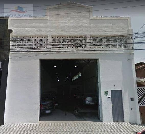 Galpão - 435m2 - Ga0012