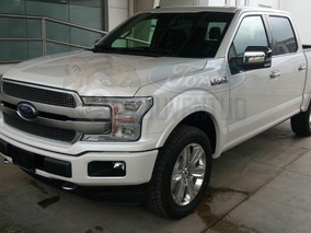 Ford Lobo Platinum 2019 Doble Cabina 4x4 Pick Up Camioneta