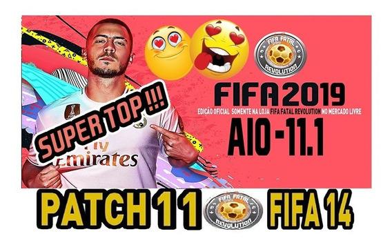 Patch Fifa Fatal Revolution V11.1 Para Fifa14 (oficial)