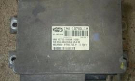 Modulo Injeção Ecu Iaw 1g7sd.10 Palio 1.0 Mpi Gas 46530990