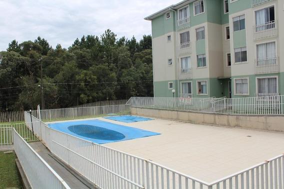 Apartamento Com 2 Dormitórios À Venda, 42 M² Por R$ 110.000,00 - Tindiquera - Araucária/pr - Ap0224