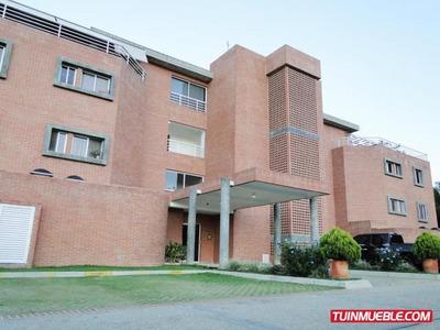 Apartamentos En Venta El Hatillo 18-12082