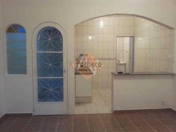 Casa Térrea Penha, 40 M², 01 Dormitório, R$1.000,00 - 539