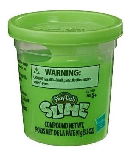 Play-doh Slime - Single Can - Verde E8790