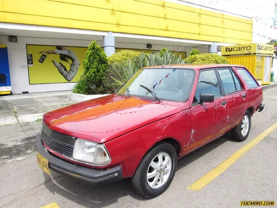 Renault R18 Gtl 1.4 Mecánico