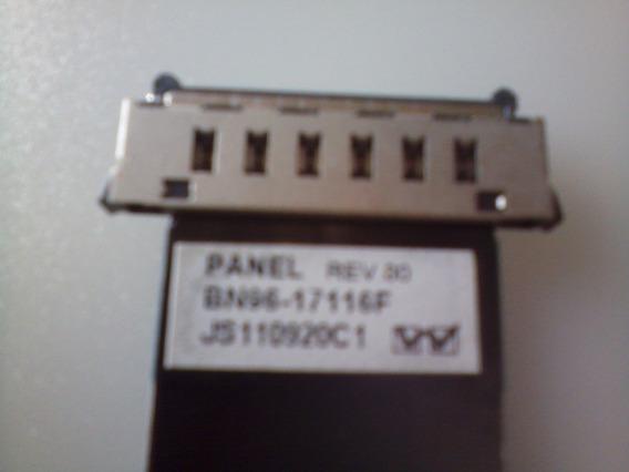 Cabo Lvds Bn96-17116f Tv Samsung Un40d5000pg Outros