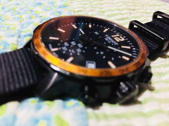 Reloj Tissot Cristal De Zafiro