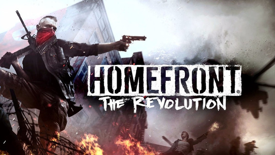 Homefront The Revolution - Jogue Offline Pc
