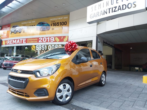 Chevrolet Beat 2019 Ls Mt, Agencia