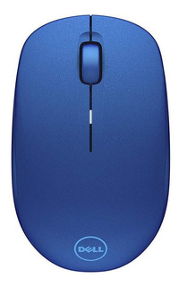 Mouse Dell WM126 azul