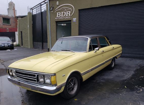Impecable Ford Falcon Futura 1977 Motor 3.6 Caja 4ta. !
