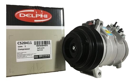Compressor Ar Condicionado Sprinter 313/413 Original Delphi
