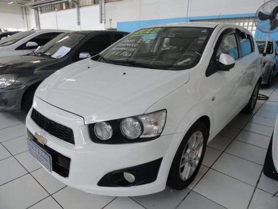 Chevrolet Sonic 1.6 Ltz 16v Flex 4p Aut