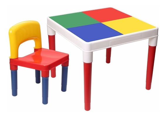 Mesa Mesinha Infantil De Atividades Bell Toy 9200 Plástico