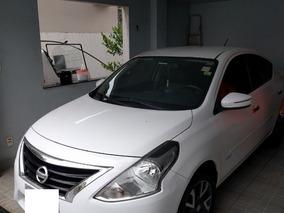 Nissan Versa 1.6 16v Sl Unique 4p - Único Dono - Em Dias