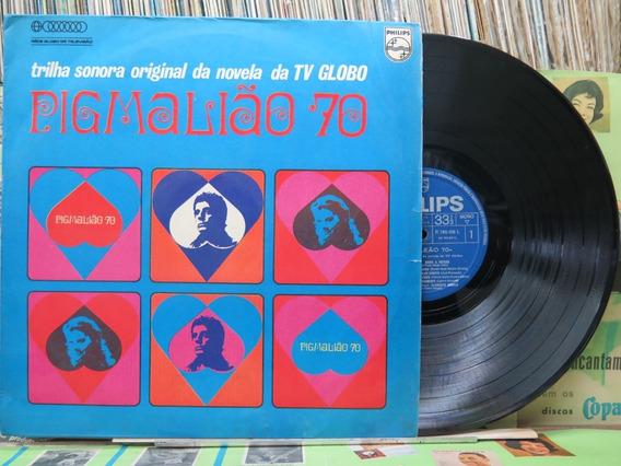 Pigmaleão Trilha Sonora Original Da Novela Lp Philips 1970