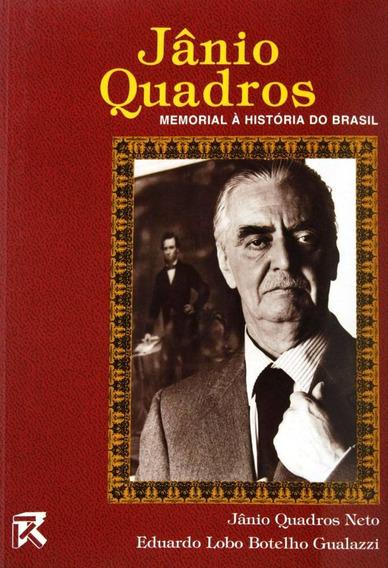 Livro Jânio Quadros + Brinde