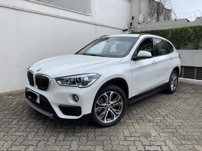 Bmw X1 2.0 Act. Flex Gp Plus - 2019 - 4.000kms - Blindado