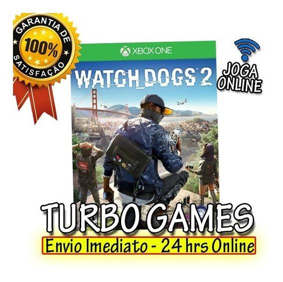 Watch Dogs 2 Xbox One Mídia Digital + Brinde