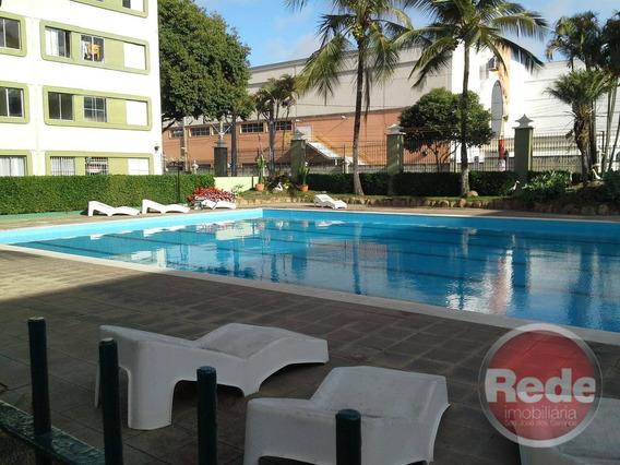 Apartamento Com 2 Dormitórios À Venda, 47 M² Por R$ 175.000,00 - Jardim Satélite - São José Dos Campos/sp - Ap3740