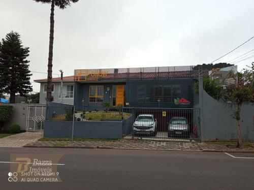 Comercial Casa Com 3 Quartos - 213-v