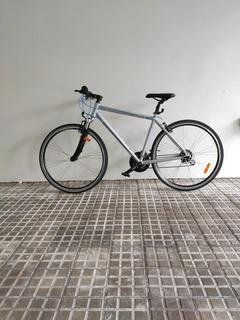 Bicicleta Urbana Peugeot Cx01-100 24v A Estrenar