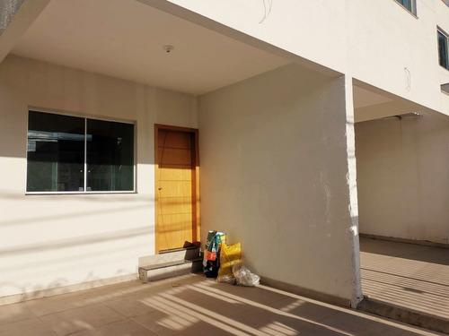 Casa Com 3 Quartos Para Comprar No Santa Amélia Em Belo Horizonte/mg - 2441